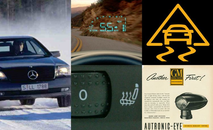 Automotive Firsts: The First Production Cars with Turbocharging, Navigation, Heated Seats, and More