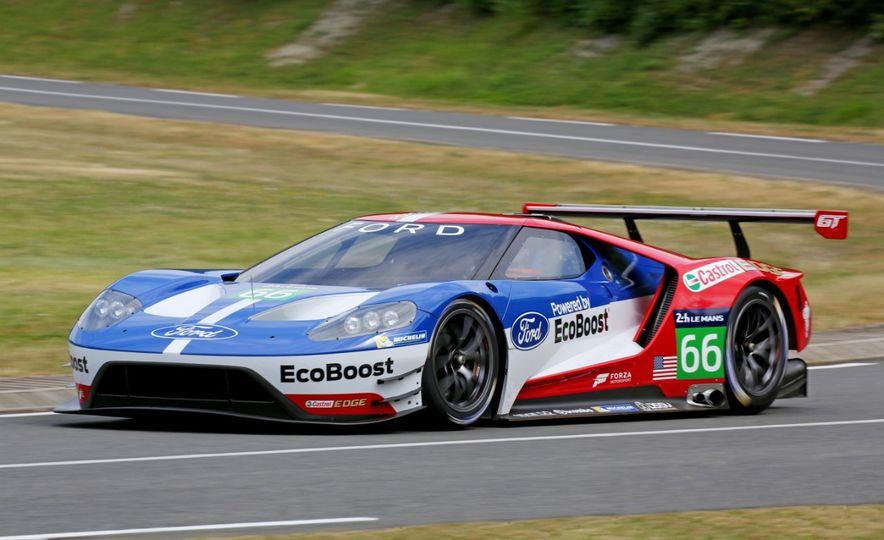 Ford GT race car - Slide 14