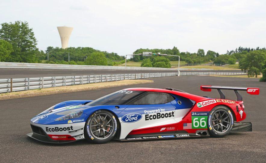 Ford GT race car - Slide 18