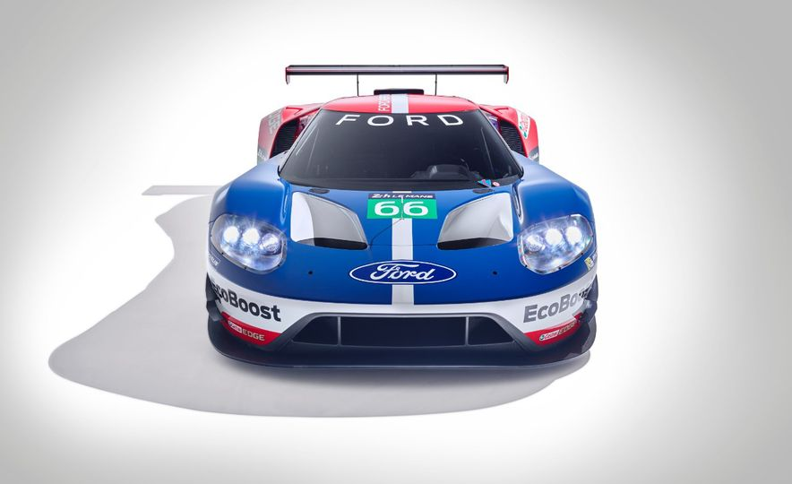 Ford GT race car - Slide 20