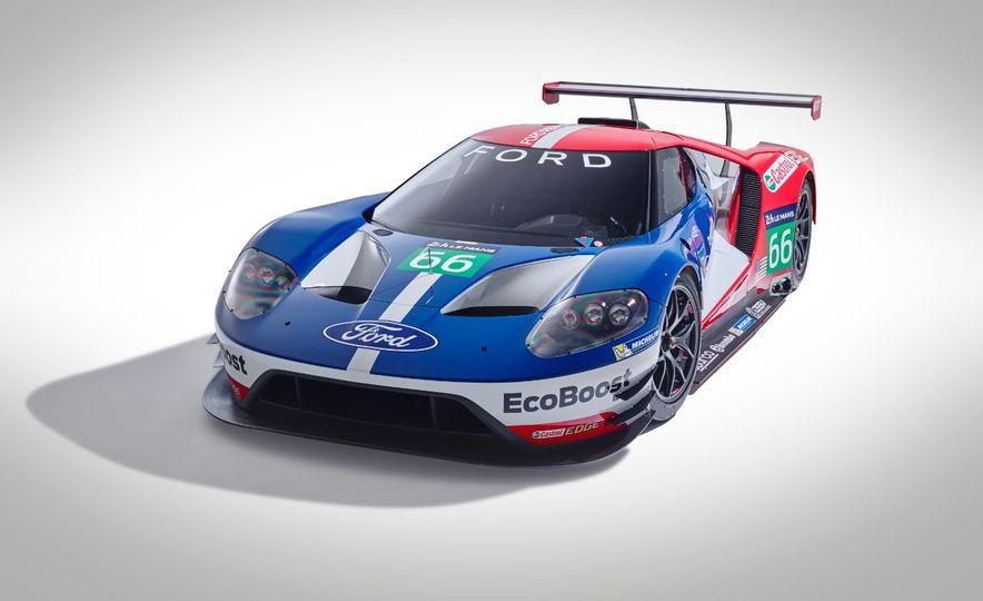 Ford GT race car - Slide 21