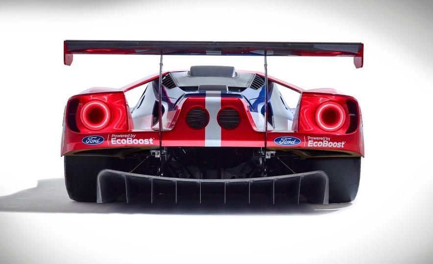 Ford GT race car - Slide 27