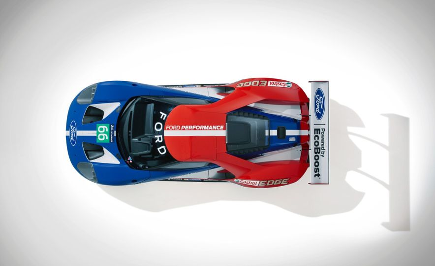 Ford GT race car - Slide 28