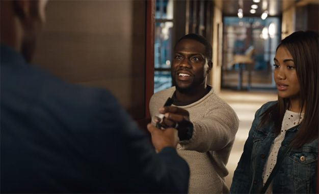 Kevin Hart Uses Hyundai Genesis to Stalk Daughter's Date in Funny Super Bowl Ad [Video]
