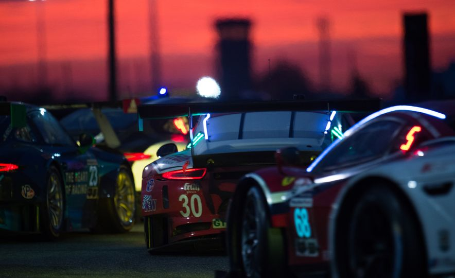 The 2016 24 Hours of Daytona in 40 Stunning Photos - Slide 26