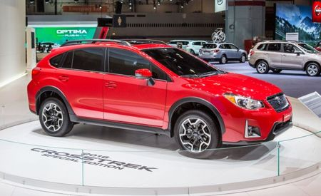 Simply Red: The Subaru XV Crosstrek Special Edition