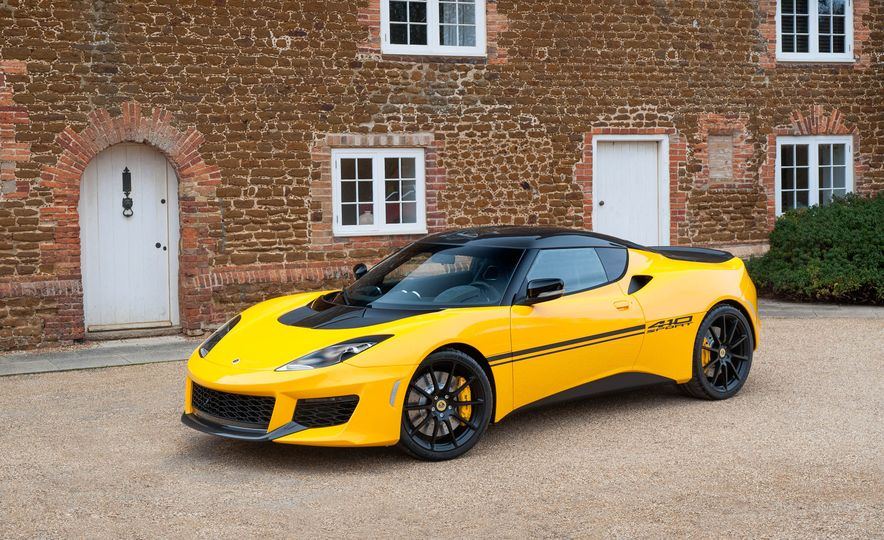 Lotus Evora 410 Sport - Slide 12