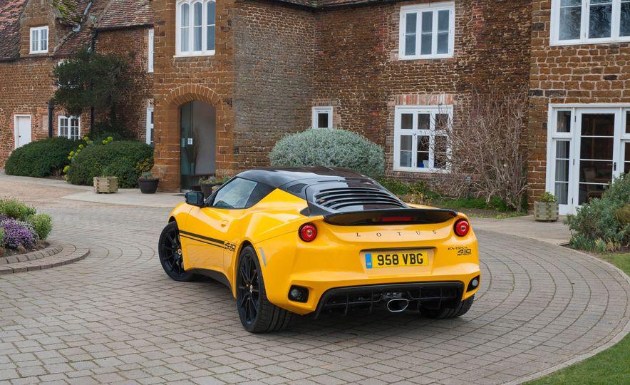 Lotus Evora 410 Sport - Slide 13