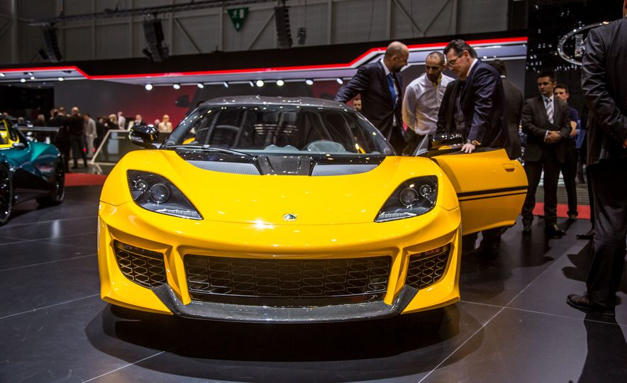 Lotus Evora 410 Sport - Slide 3