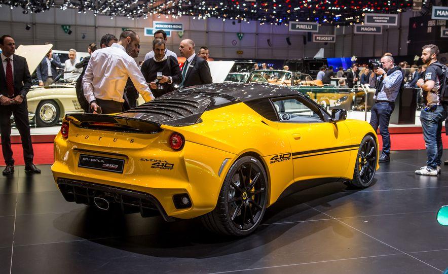 Lotus Evora 410 Sport - Slide 4