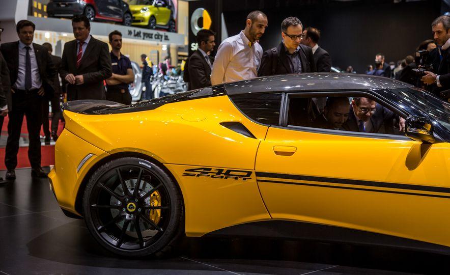 Lotus Evora 410 Sport - Slide 7
