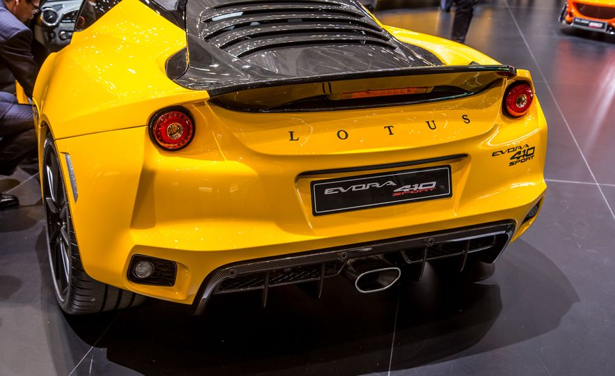 Lotus Evora 410 Sport - Slide 10
