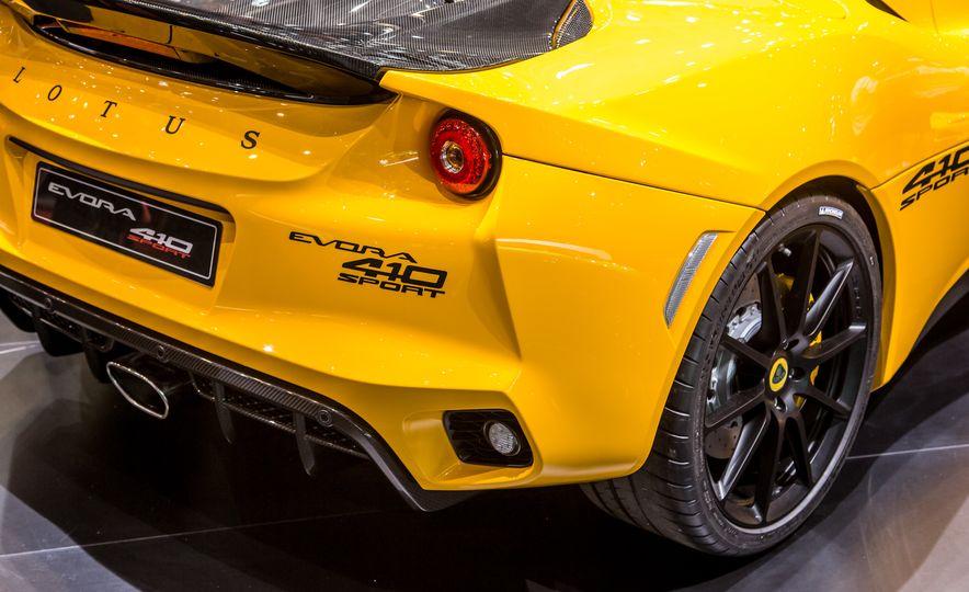 Lotus Evora 410 Sport - Slide 11