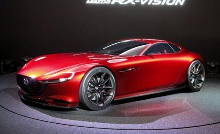 "Mazda Engineer: Turbocharging a New Rotary Engine ""Would Be Good"""