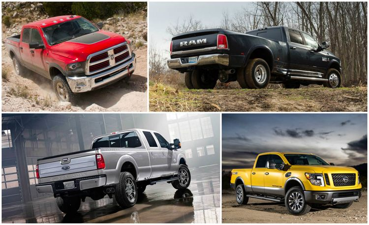 The Over-$50K Club: The Most Expensive Pickup Trucks You Can Buy