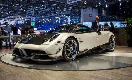 The New Pagani Huayra BC Is $2.5 Million of Insanitude