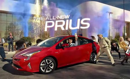 """Heck on Wheels!"" Toyota Prius Super Bowl Ad Celebrates Blandness with Weirdness [Video]"