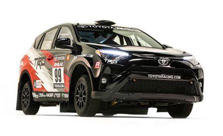 RAV4in' Is Racin': Rhys Millen to Race RAV4 Crossover in NASA Rally Sport