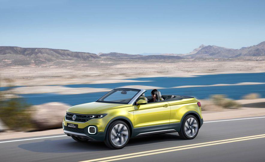 Volkswagen T-Cross Breeze concept - Slide 20