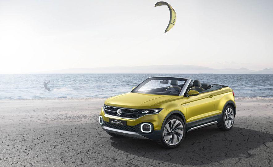 Volkswagen T-Cross Breeze concept - Slide 22