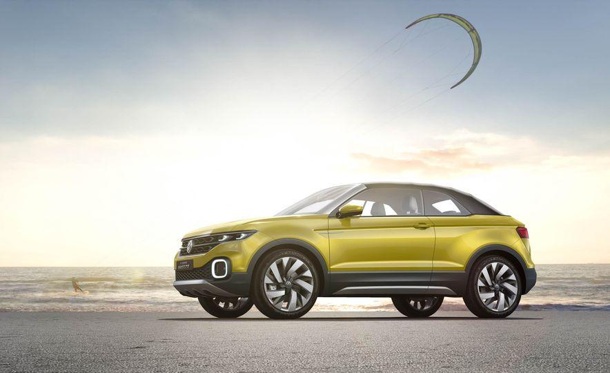 Volkswagen T-Cross Breeze concept - Slide 26