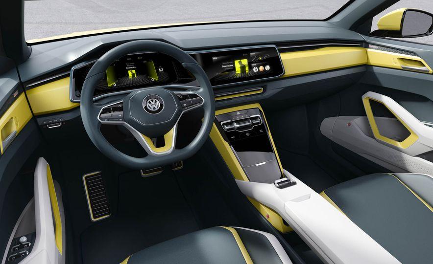 Volkswagen T-Cross Breeze concept - Slide 29