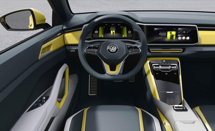 Volkswagen T-Cross Breeze concept - Slide 31