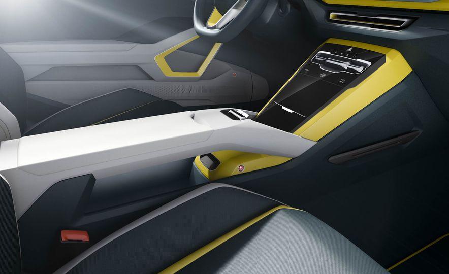 Volkswagen T-Cross Breeze concept - Slide 33
