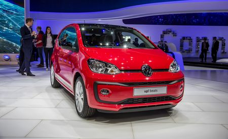 Jump Up, Jump Up, and Get Down: VW Debuts Second-Gen Up! Minicar