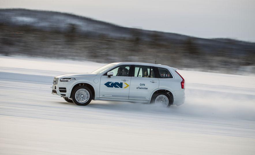 Volvo XC90 T8 e-Twinster prototype - Slide 5