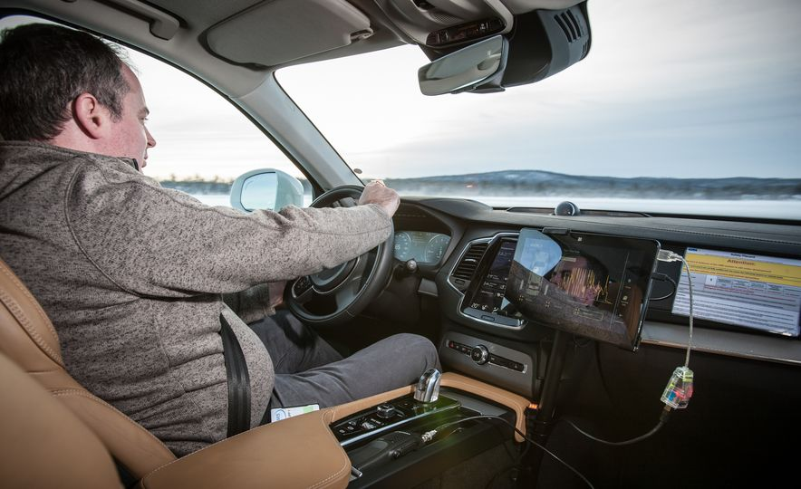 Volvo XC90 T8 e-Twinster prototype - Slide 9