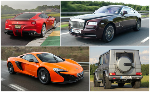 Big Money The Most Expensive Production Cars You Can Buy Today