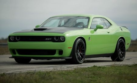 Start with Hell, Add More Hell: Hennessey Announces 1032-hp HPE1000 Hellcat Twins