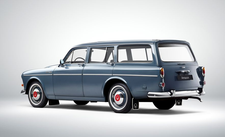 Estate Planning: A Visual History of Volvo Station Wagons | Flipbook