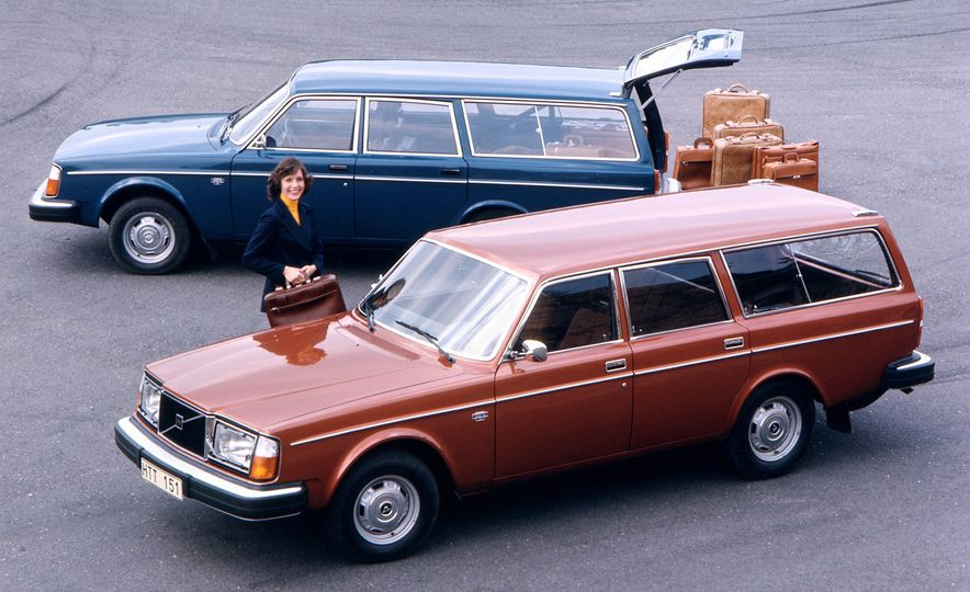 Estate Planning: A Visual History of Volvo Station Wagons - Slide 12