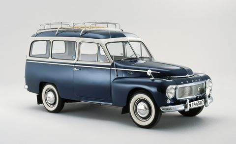 Estate Planning A Visual History Of Volvo Station Wagons
