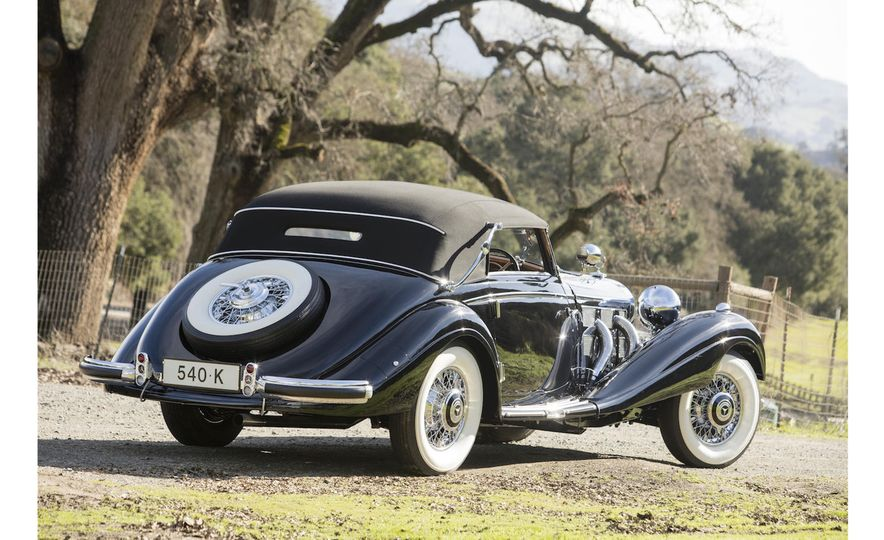 Cash Money Tendered: The Top Sales from the 2016 Amelia Island Auctions - Slide 9