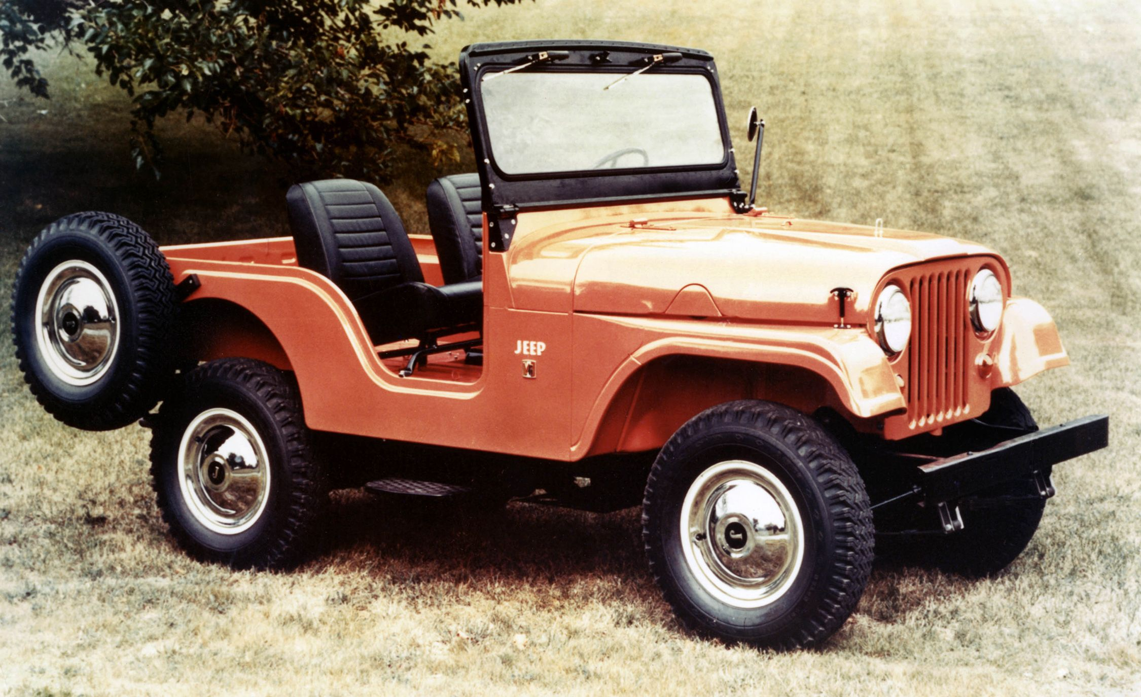 The Complete Visual History Of Jeep Wrangler From 1986 To Present 2002 Fuel Injector Wiring Diagram
