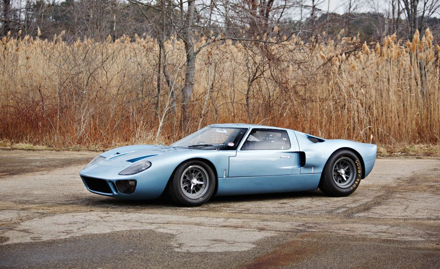 Cash Money Tendered: The Top Sales from the 2016 Amelia Island Auctions - Slide 12
