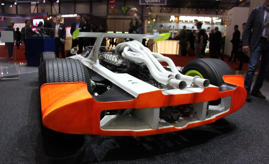 1969 Sigma F1 concept - Slide 5