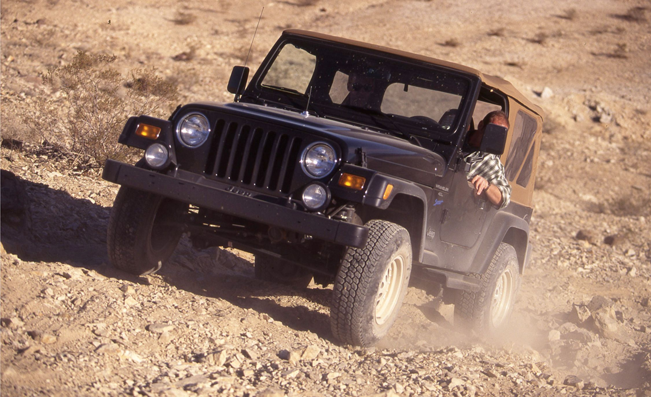 The Complete Visual History Of Jeep Wrangler From 1986 To Present Willys Rear Seat