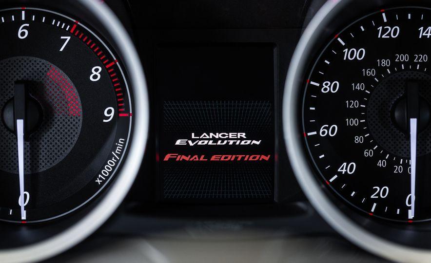 2015 Mitsubishi Lancer Evolution Final Edition - Slide 20