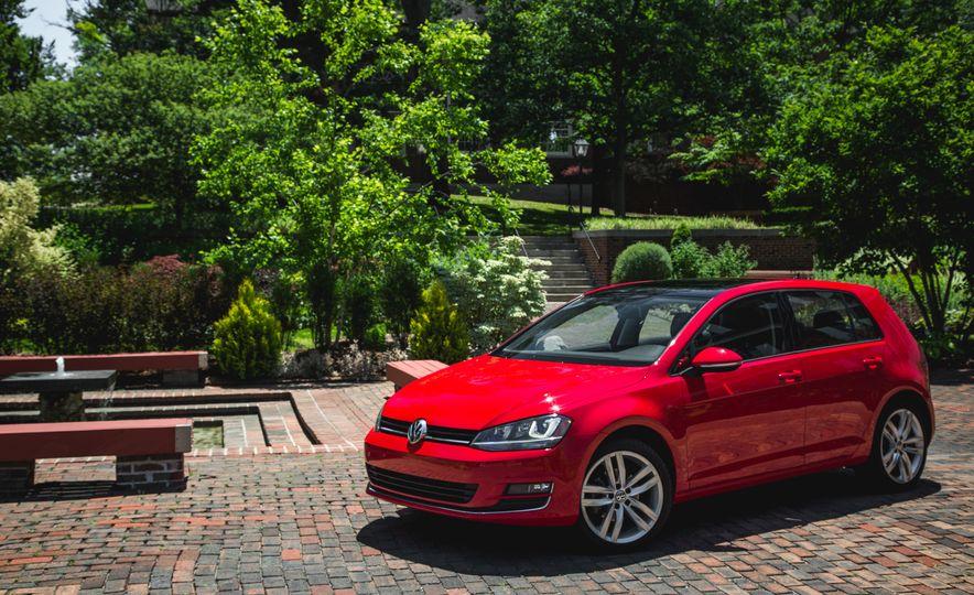 2015 Volkswagen Golf 1.8T TSI - Slide 5
