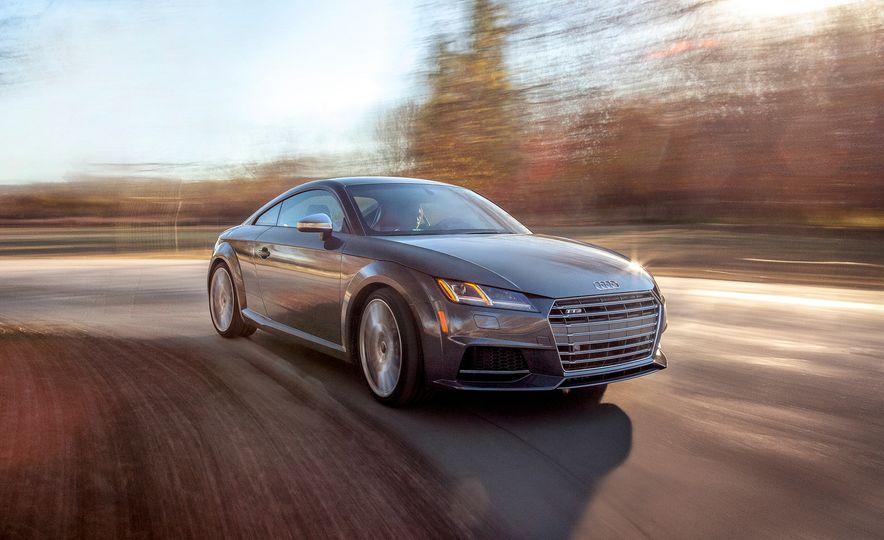 2016 Audi TTS - Slide 1