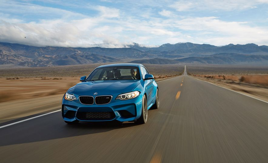 2016 BMW M2 - Slide 8