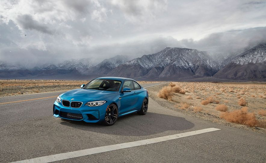 2016 BMW M2 - Slide 10