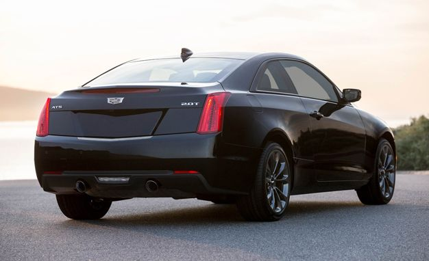Cadillac ATS and CTS Add New Black Chrome Trim Packages – News –