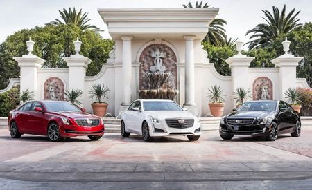 Black Chrome Is the New Black: Cadillac ATS and CTS Add New Trim Packages