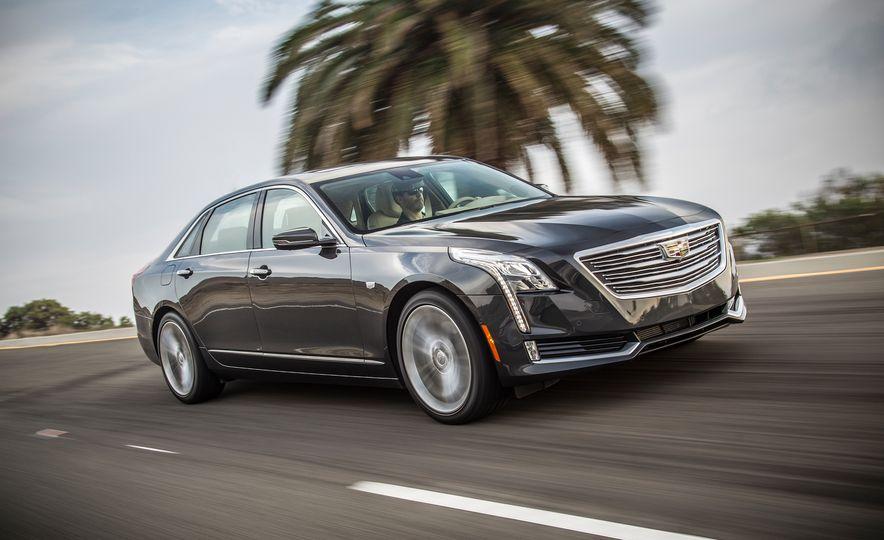 2016 Cadillac CT6 Platinum AWD - Slide 1