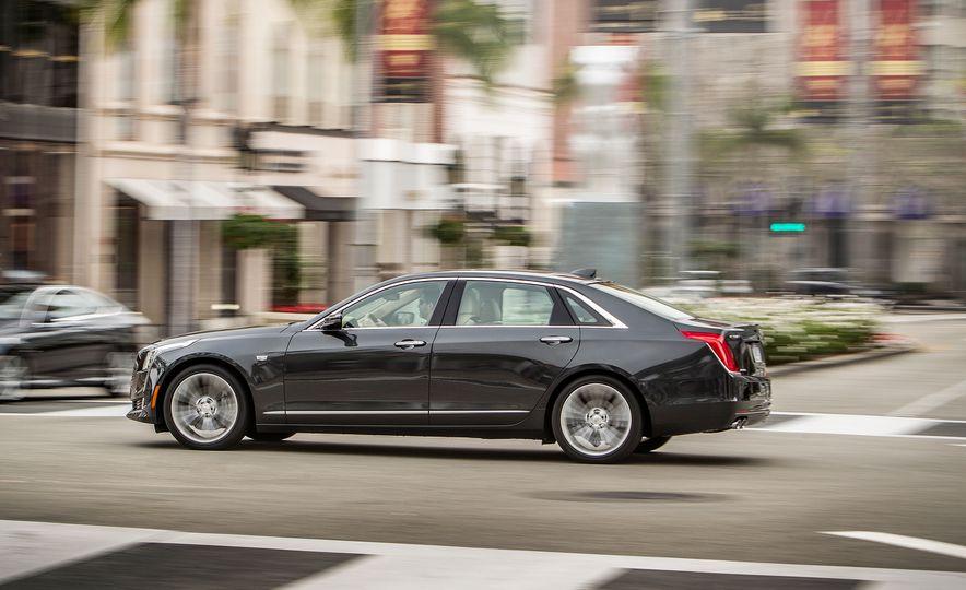 2016 Cadillac CT6 Platinum AWD - Slide 4